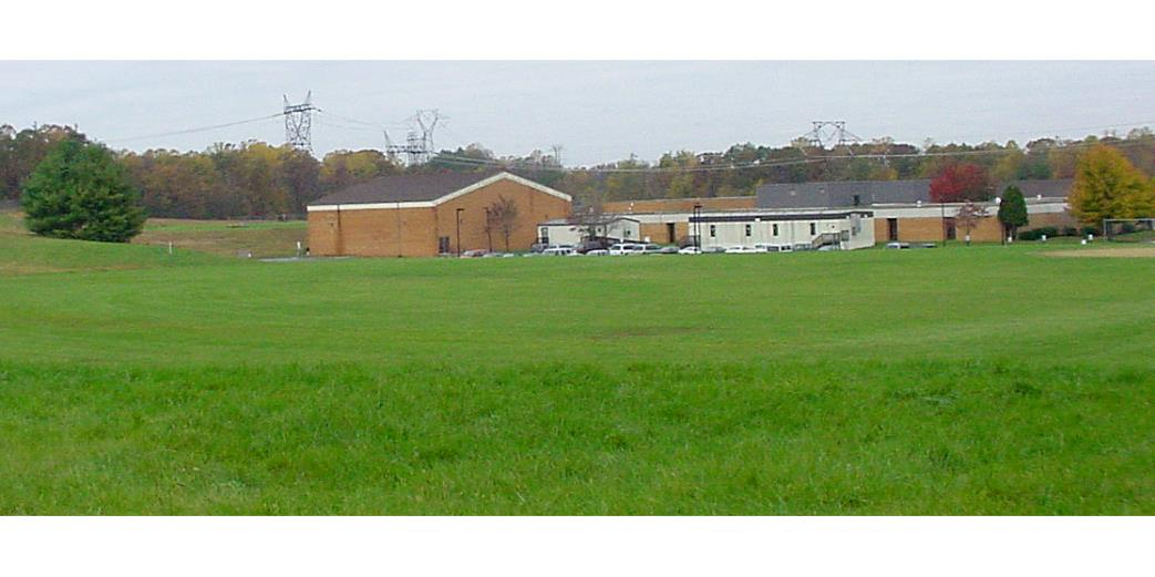 Mary Walter Elementary School athletic fields