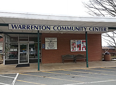 Warrenton Community Centerxy