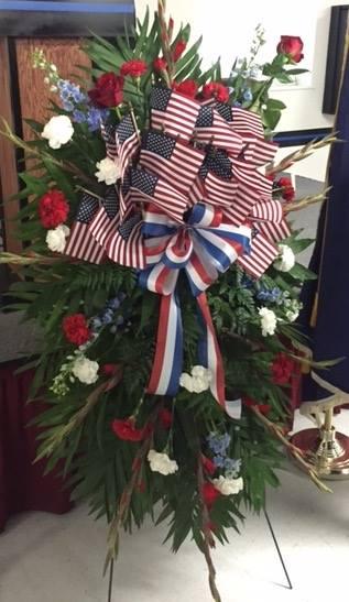 memorial arrangement 2016