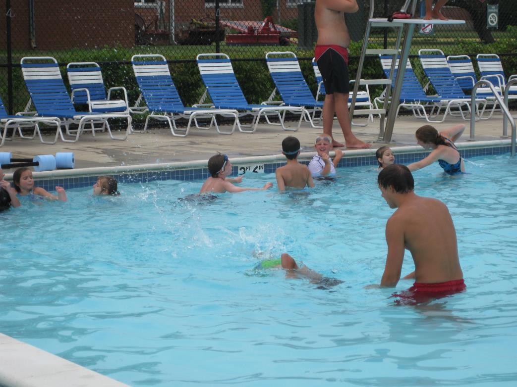 Larry Weeks Community Pool Fauquier County Va