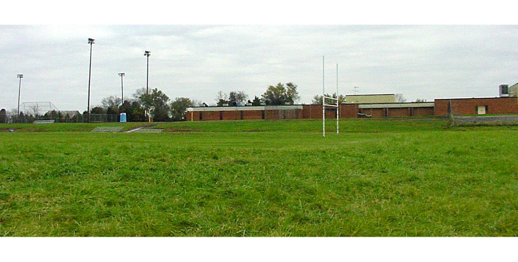 Cedar Lee Middle School athletic fields