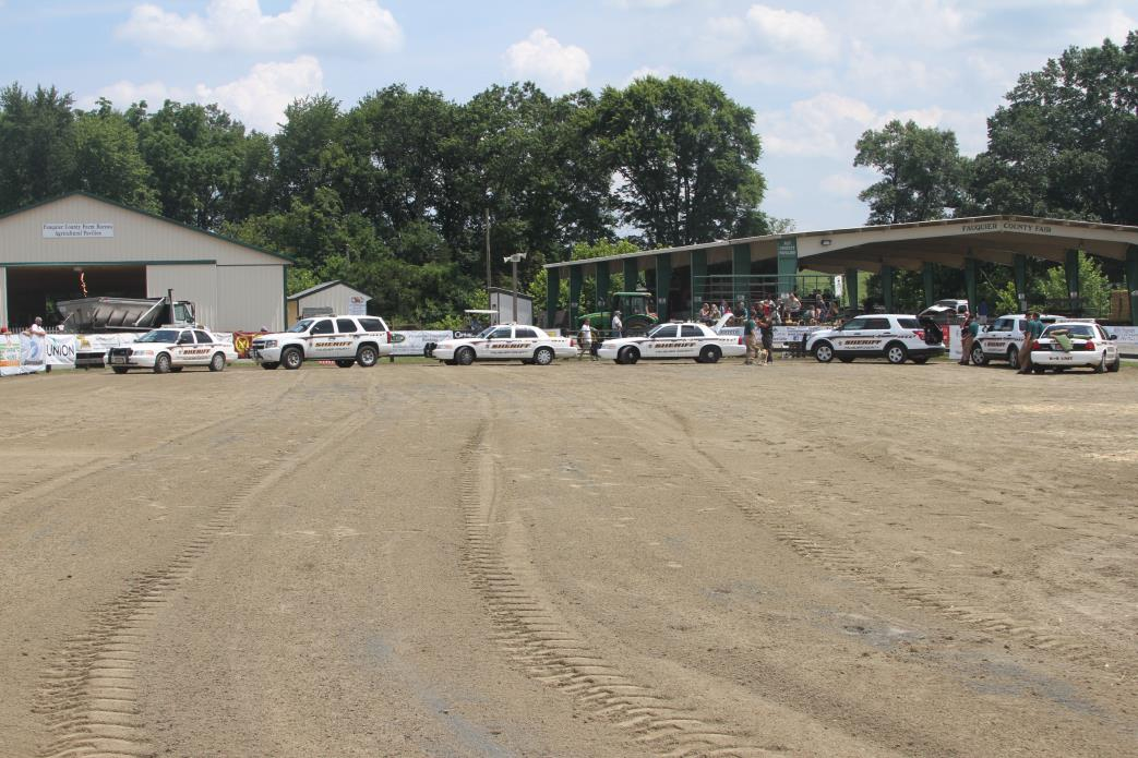 K9 Cars at Fairgrounds