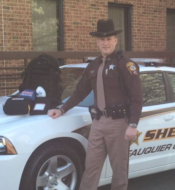 Deputy J Coppage